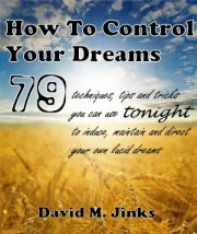How To Control Your Dreams by David Jinks